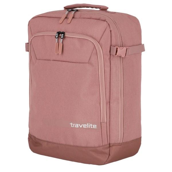 travelite Kick Off Multibag Rucksack 50 cm rosé