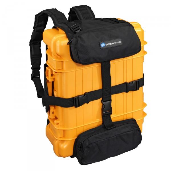B&W Rucksack-System BPS für Outdoor Cases - Vorderseite