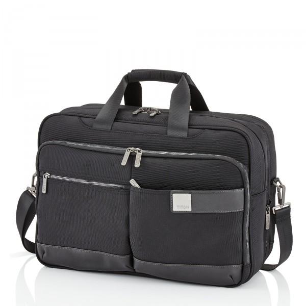 TITAN Power Pack Laptoptasche 45 cm Black