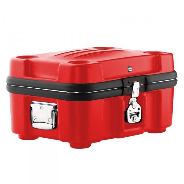 bwh Koffer Casys Typ 1 Transportbox rot 46 cm - Vorderansicht