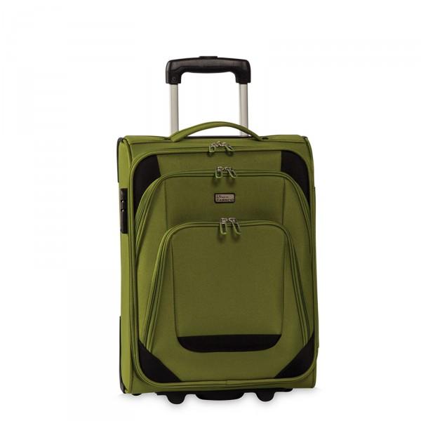 Fabrizio Airport Kabinentrolley grün 51 cm 2 Rollen olivgrün