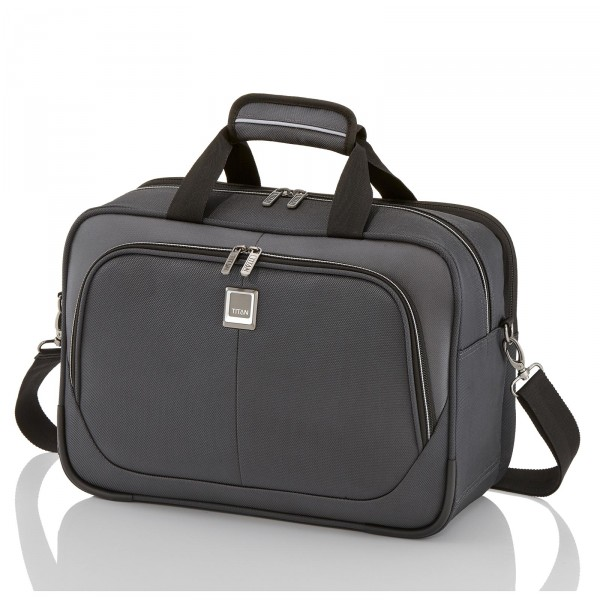 TITAN Nonstop Bordtasche 43 cm Anthracite