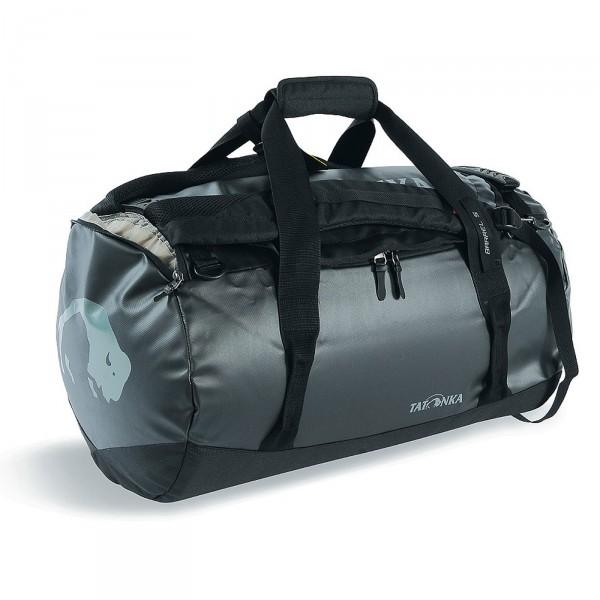 Tatonka Barrel S Reisetasche 53 cm schwarz Frontansicht