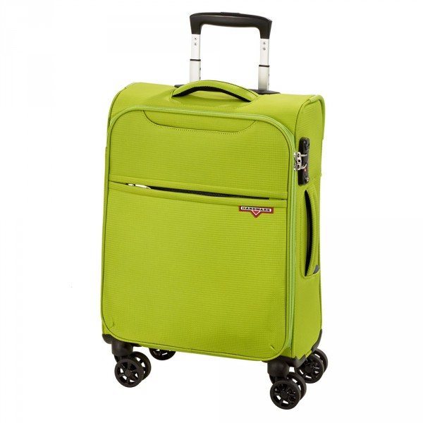 Hardware Xlight Kabinentrolley 55 cm 4 Rollen lime - Frontansicht