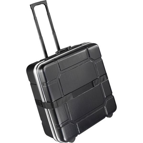 B&W Foldon Case Koffer für Brompton Fahrräder 2 Rollen