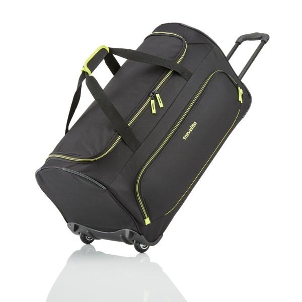 travelite Basics Fresh Trolley Reisetasche 70 cm 2 Rollen