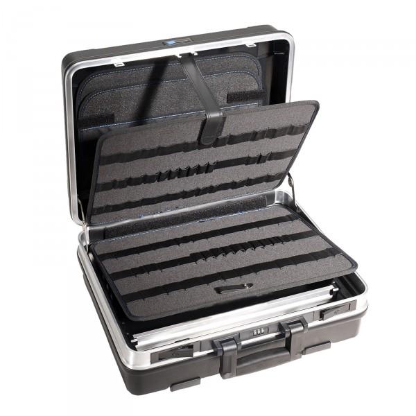 B&W base Werkzeugkoffer - POCKETS leer