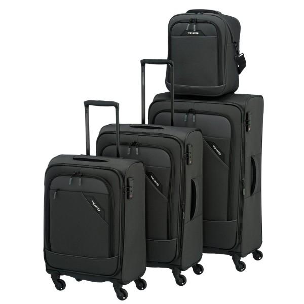 travelite Derby L Erw/M Erw/S 4 Rollen, Bordtasche