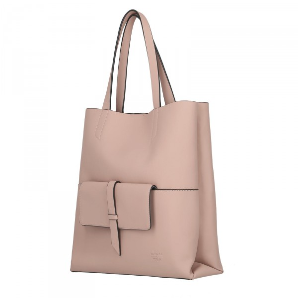 TITAN Barbara Pure Shopper 39 cm rose