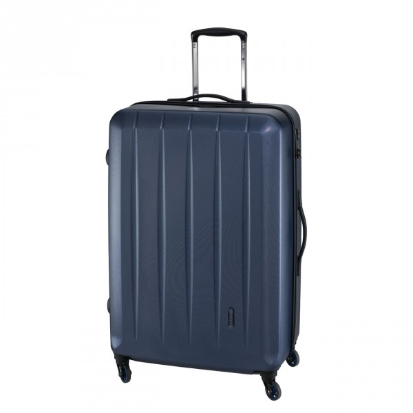 CHECK.IN Cork Trolley 65 cm 4 Rollen blue