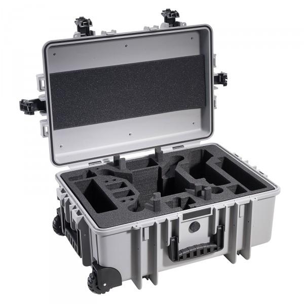 B&W Copter Case Typ 6700 grau für DJI Phantom 2 Vision