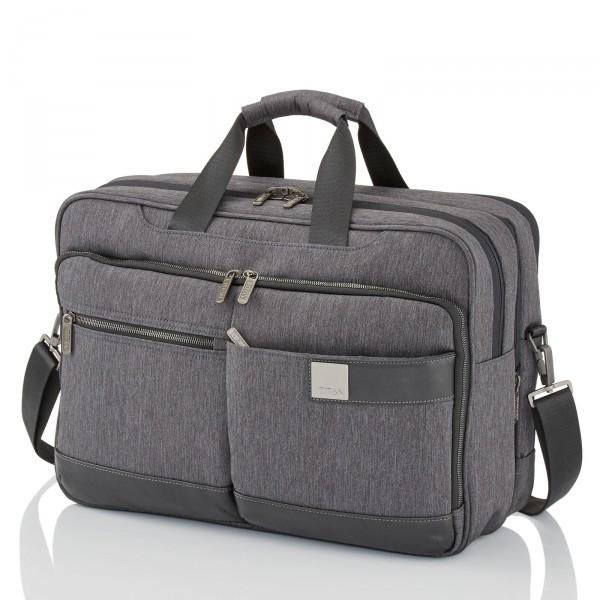 TITAN Power Pack Laptoptasche 45 cm Mixed Grey