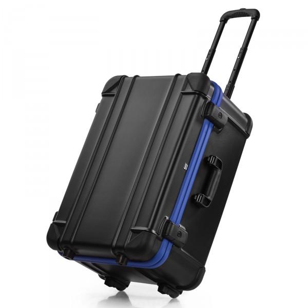 bwh Koffer Guardian Case Transportkoffer Typ 6 2 Rollen mit Trolley - Vorderansicht