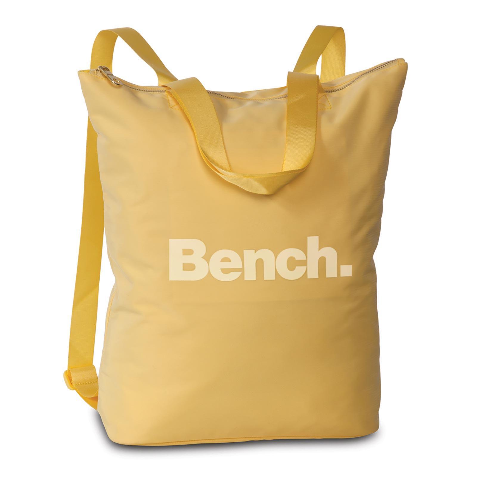 Bench City Girls Rucksack 40 cm - Gelb 64160-1000